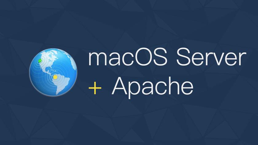 macOS Server 搭建 Apache web 服务器配置教程